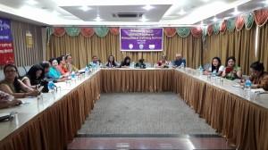 """""""Rebuilding Lives: National Workshop on Reintegration of Trafficking Survivors"""""""