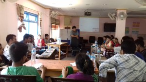 4 days conceptual clarity training on Human Trafficking was conducted.