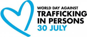 30 July: World day against Trafficking in Persons
