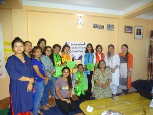 Celebrated 6th International day of the girl child